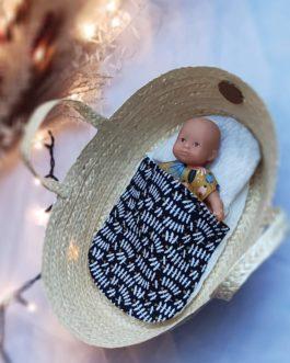 Mini Moiz – Couffin de poupée